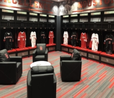 UH Baseball Clubhouse